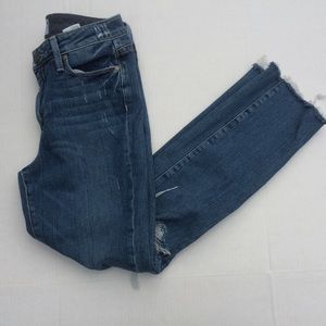 Paige Verdugo Ripped Raw Edge Jean SZ 25